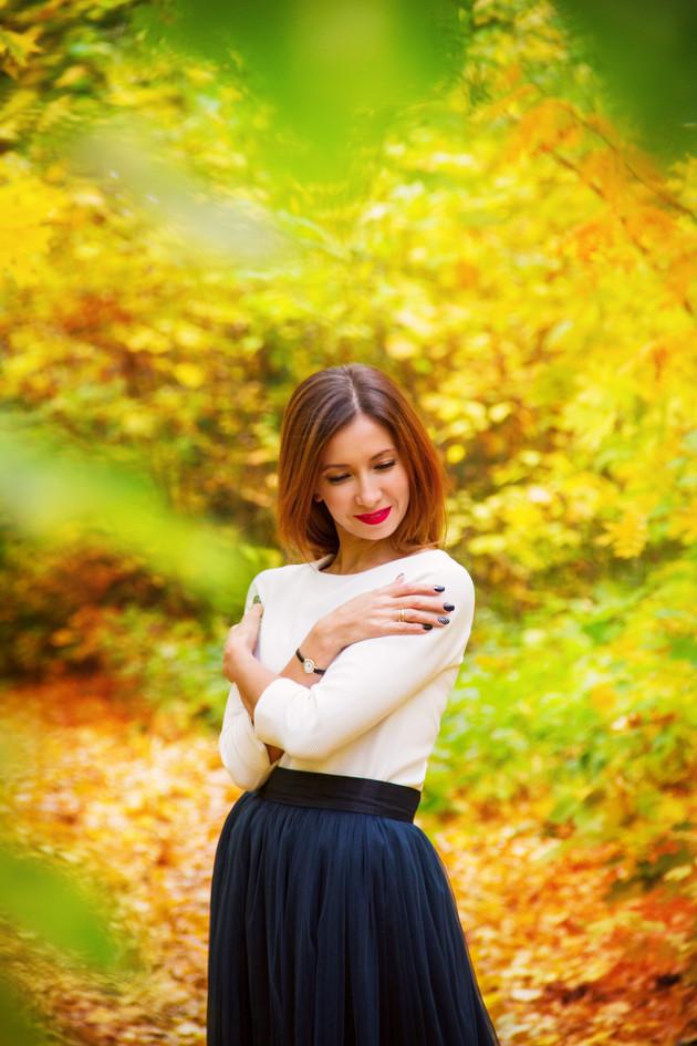 Фотопрогулка в сказочном осеннем лесу
