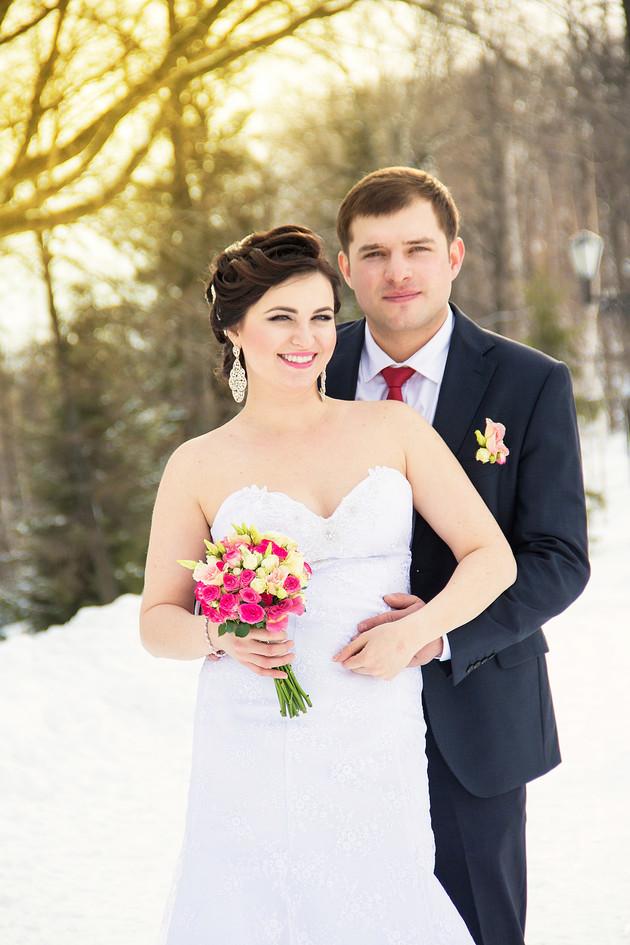 Свадебная фотосессия зимой - советы