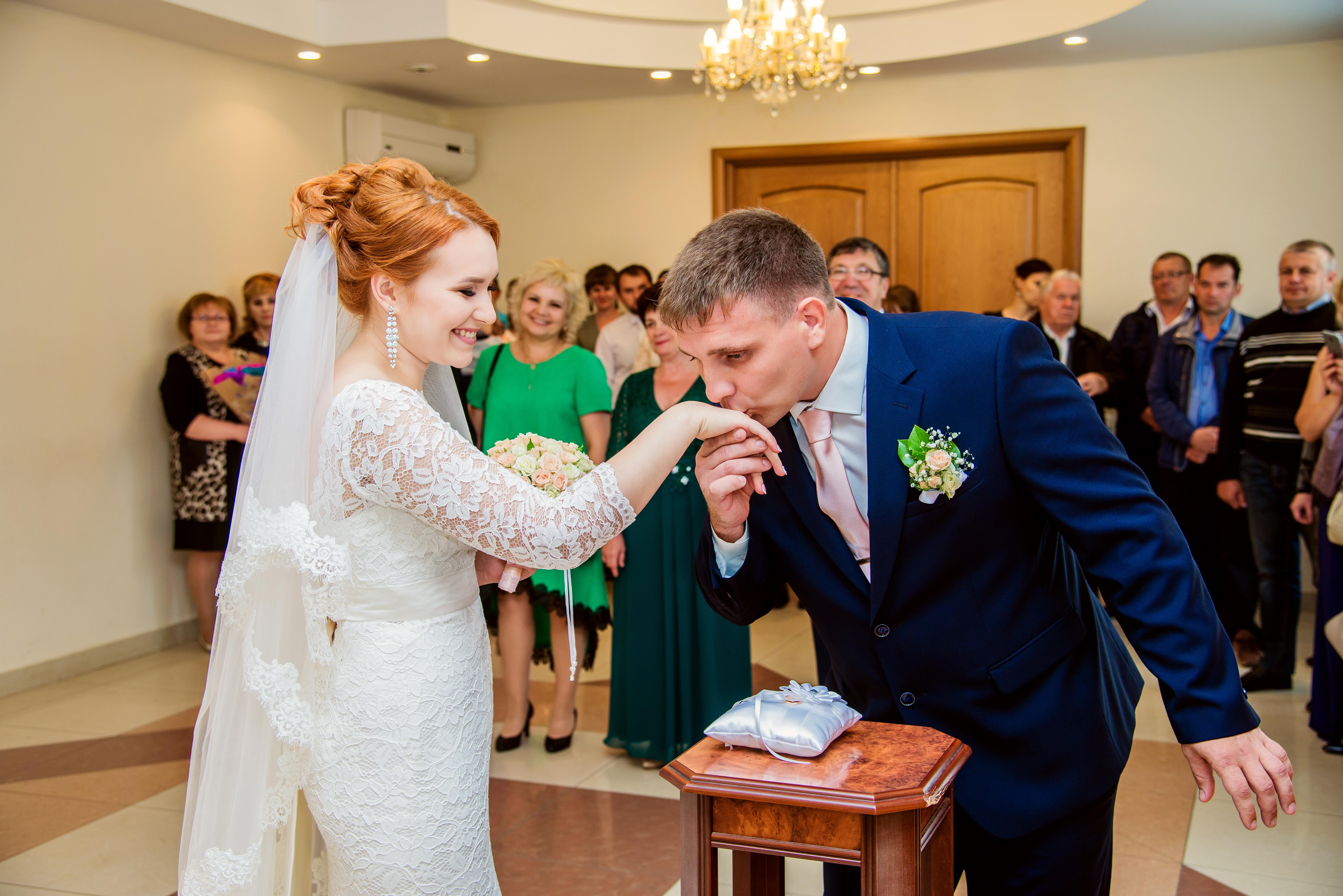свадьба Дарья и Евгений
