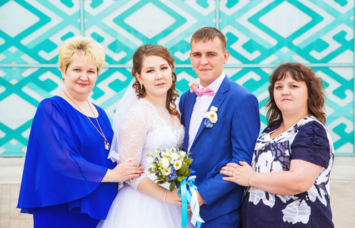 Свадьба Ивана и Юлианы