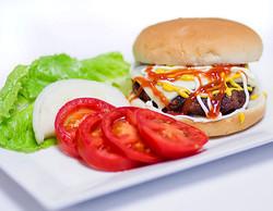 Teriyaki Burger