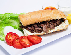 Charbroiled Beef Sandwich