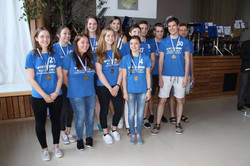 Althütte ehrt Gold für Meister 2016