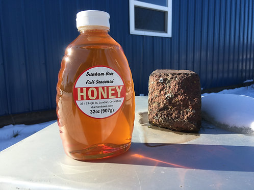 Fall Honey, 2 lb.