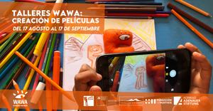 Aprende a hacer películas con arica nativa wawa!