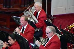 Easton Municipal Band, Holiday Concert 2017
