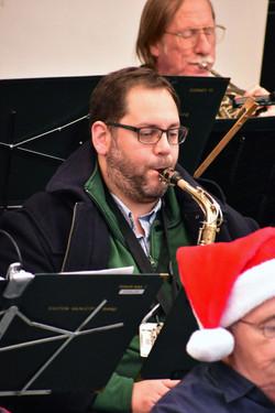 Easton Municipal Band, Candle Lighting 2017