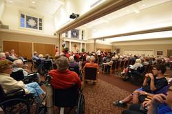 Moravian Hall Square Concert 2019