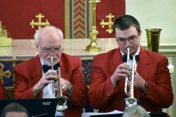 Easton Municipal Band, Holiday Concert 2016