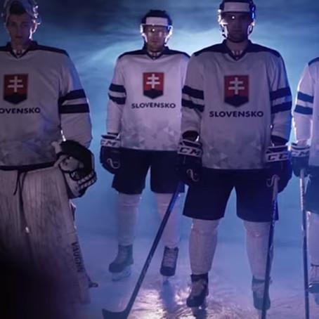 Veľká poklona hokejovým legendám od skupiny ICONITO