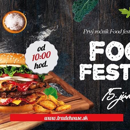 Prvý ročník FoodFestivalu za nami