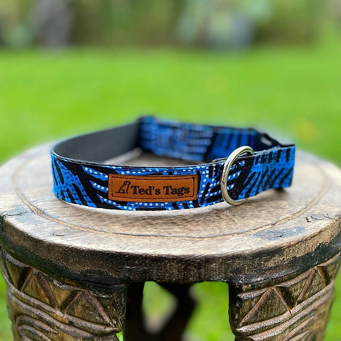 Oceania Indigenous Design Dog Collar