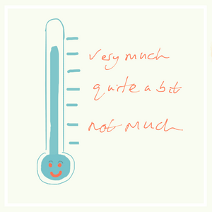 the happiness thermometer