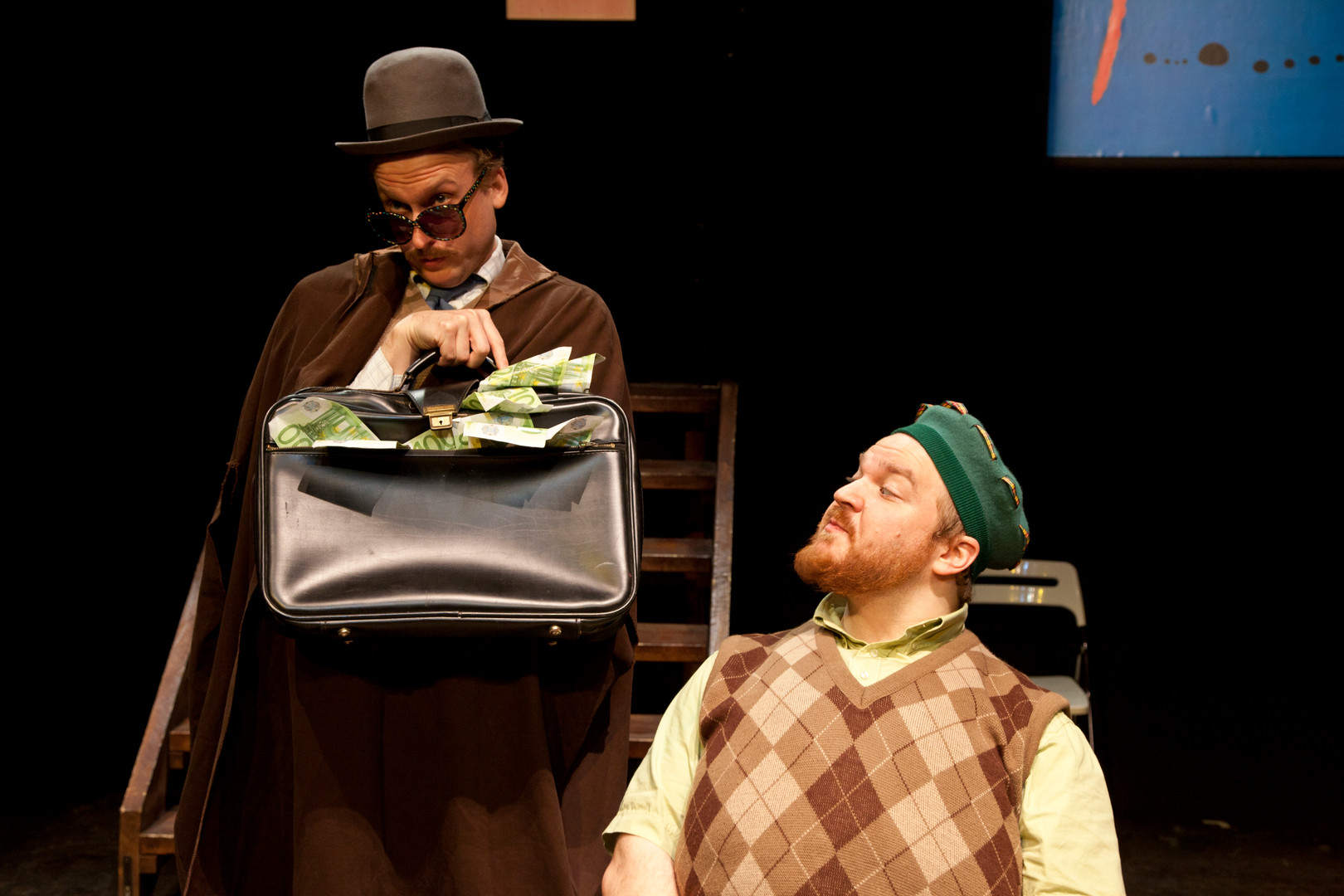 The Merry Wives of Windsor, Teatro delle Due, 2017
