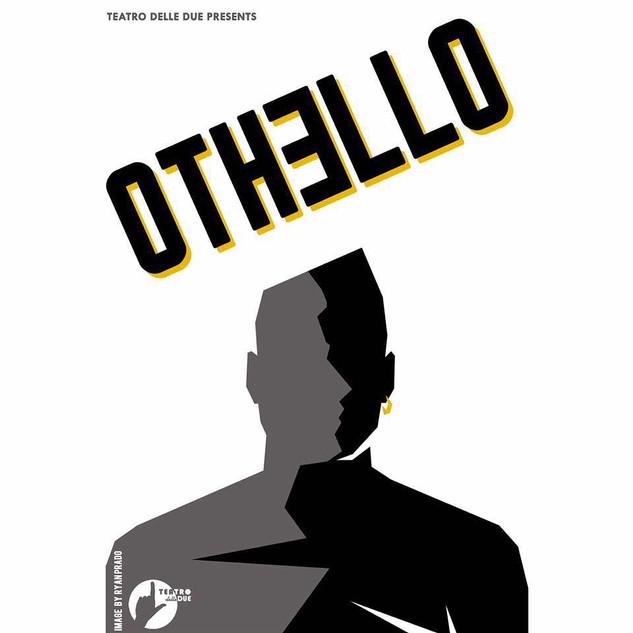 Othello, Teatro delle Due, 2018