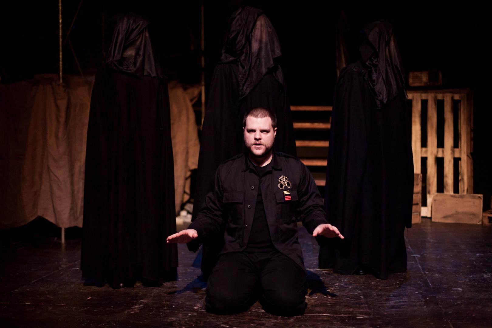 Macbeth, Teatro delle Due, 2014