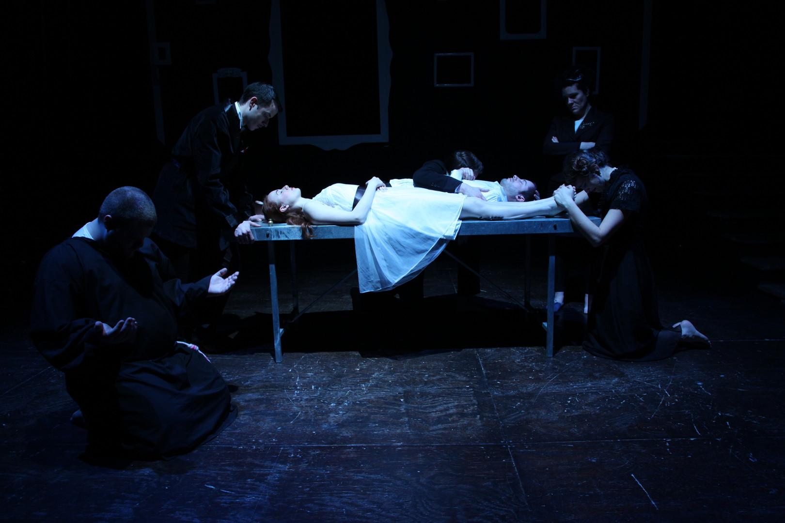Romeo & Juliet, Teatro delle Due, 2013