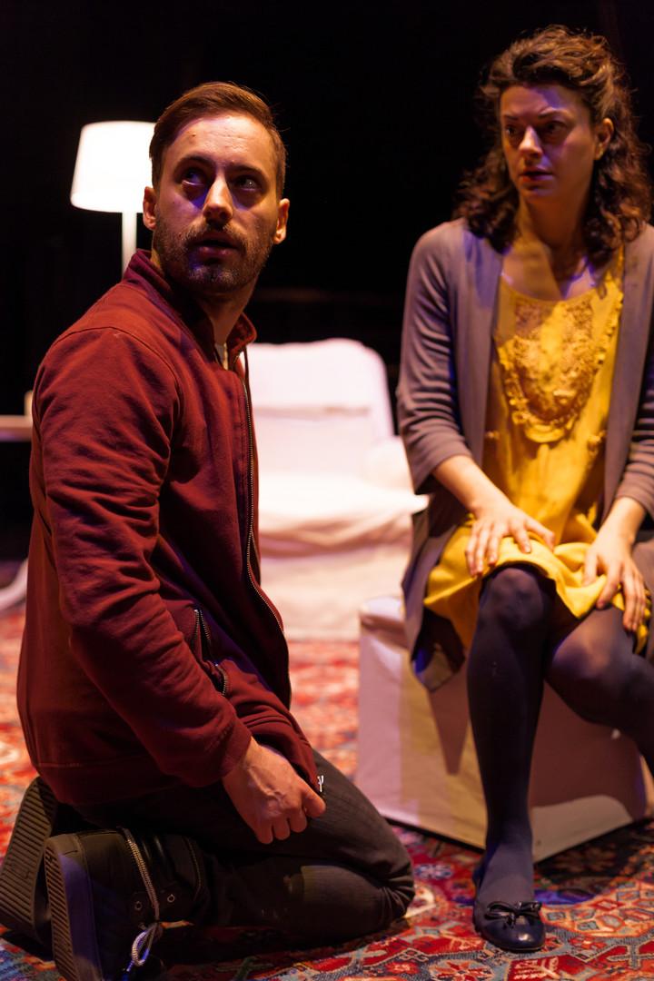 Hamlet, Teatro delle Due, 2015