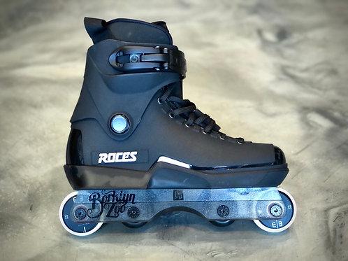 Roces M12 Custom w/ Kizer Fluid 4/Undercover 58/90 Wheels