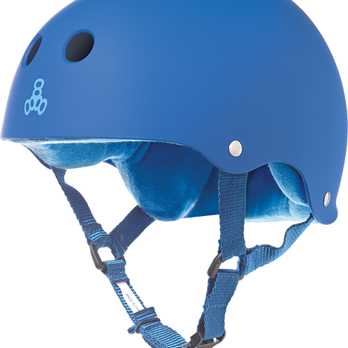 Triple 8 Helmet - Royal Blue