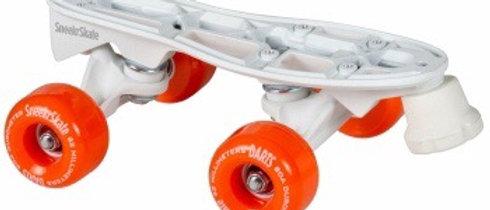 SeakerSkate DLX Orange/White