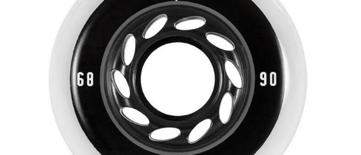 USD 68mm 90a Team wheels 4 pack