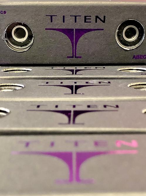 Titen ABEC 7 Bearings (8 pack)