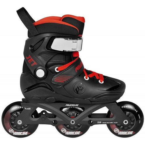 Powerslide Kids Jet Pro Black Skate