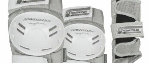 Powerslide Protection Tri Pack Grey