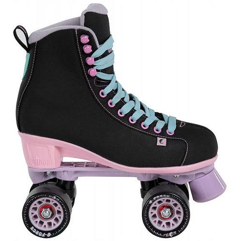 Chaya Melrose Black/Pink