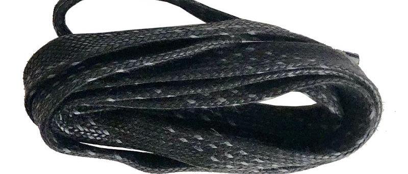 Razors Wax Hockey Laces Black