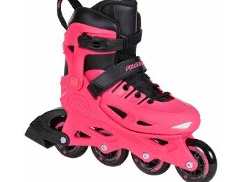Powerslide Phuzion Stargaze Pink Kids Skate