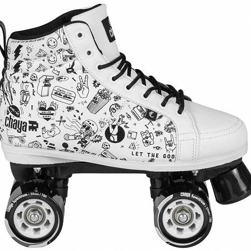 Chaya Sketch Vintage Rollerskates