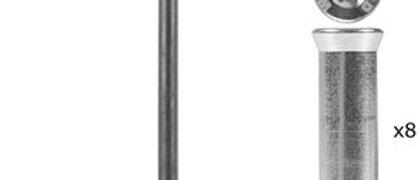Powerslide Axle Kit