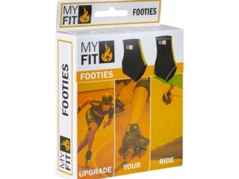 Myfit Footies 3mm Low Cut