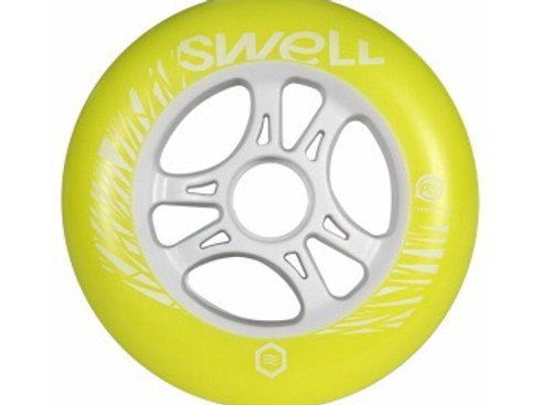 Powerslide Swell 110mm/86a Yellowflash Wheels (6 pack)