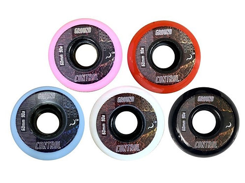 Ground Control 60mm Wheel (various colors)