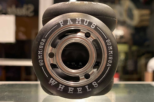 Famus 60mm 88a Silver