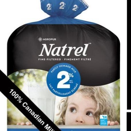 Natrel牛奶4L