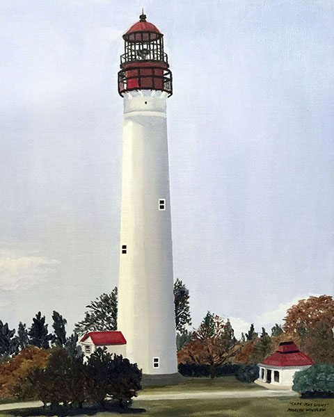 Cape May Light, MD