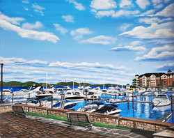 Belmont Bay Marina ,Woodbridge, Virginia