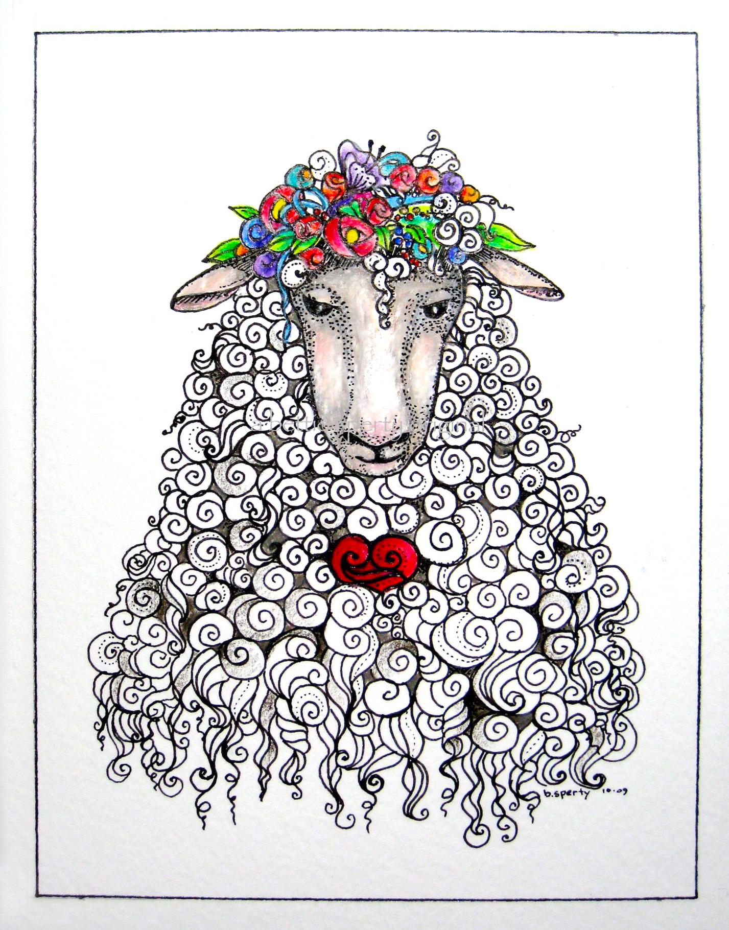 Sheep #2