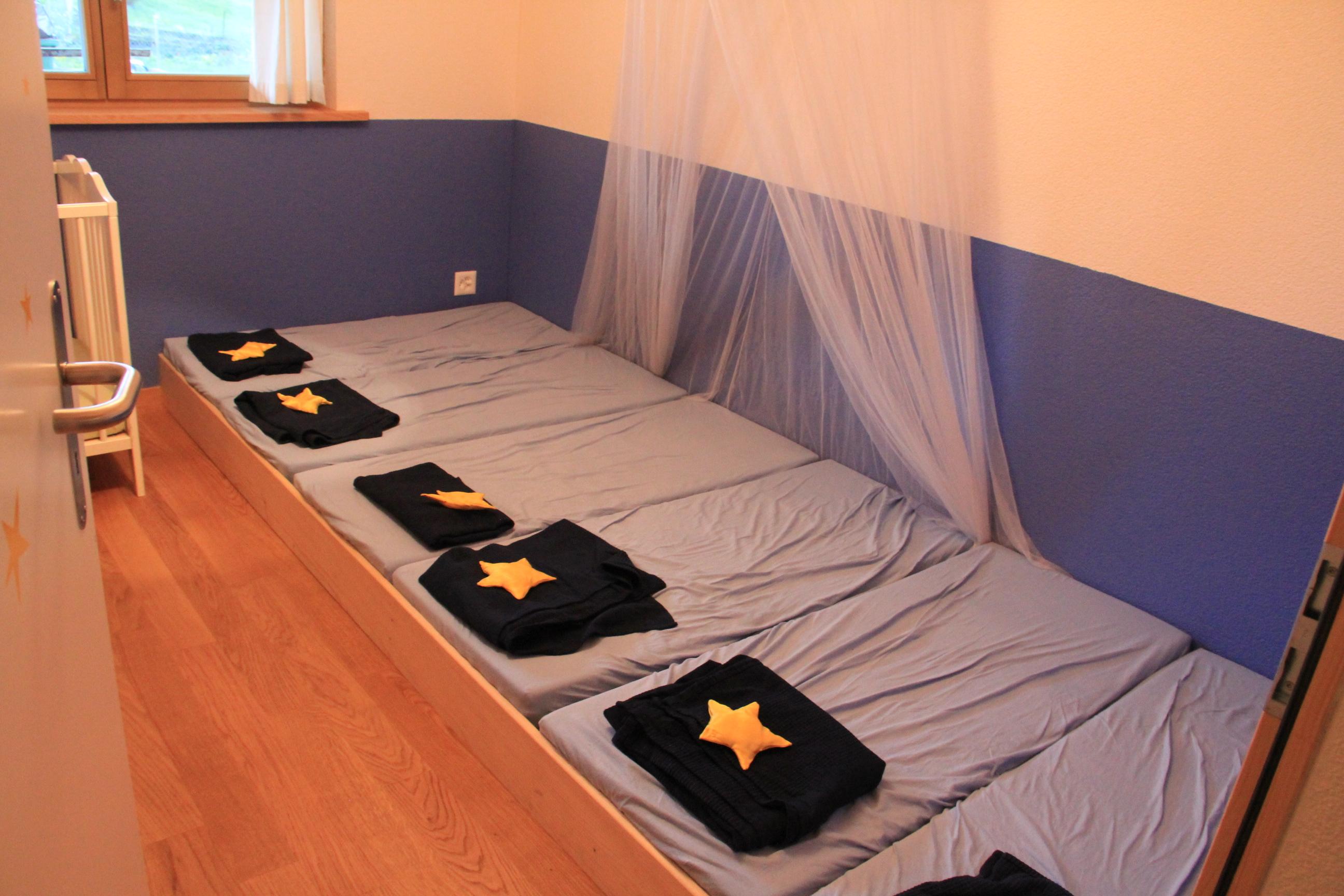 Schlafzimmer Gruppe Grün