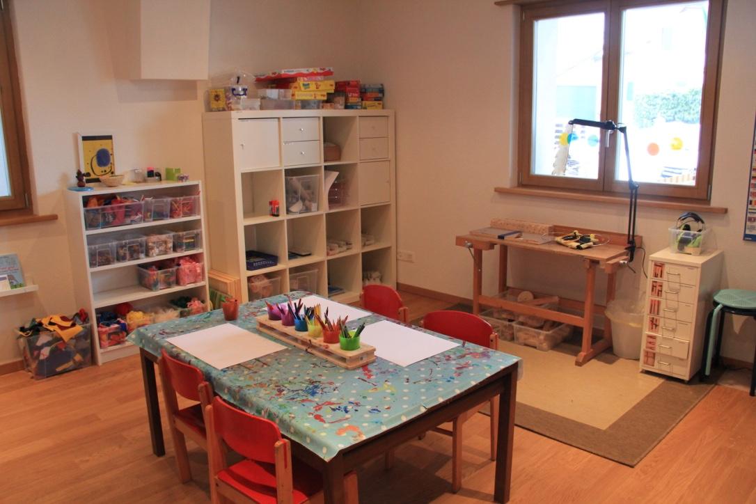 Atelier Gruppe Grün