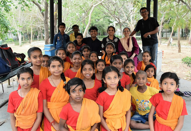 Delhi Culture Comment: Changing The Underprivileged Girl's Universe, One Taal at a Time