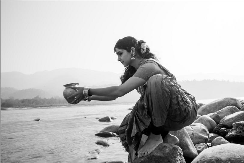 Kalash: at the Ganges