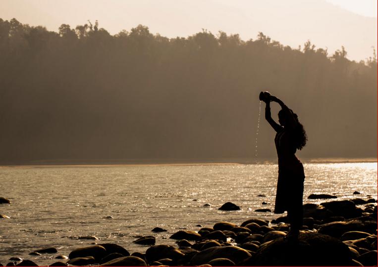 Sacred: aT THE Ganges