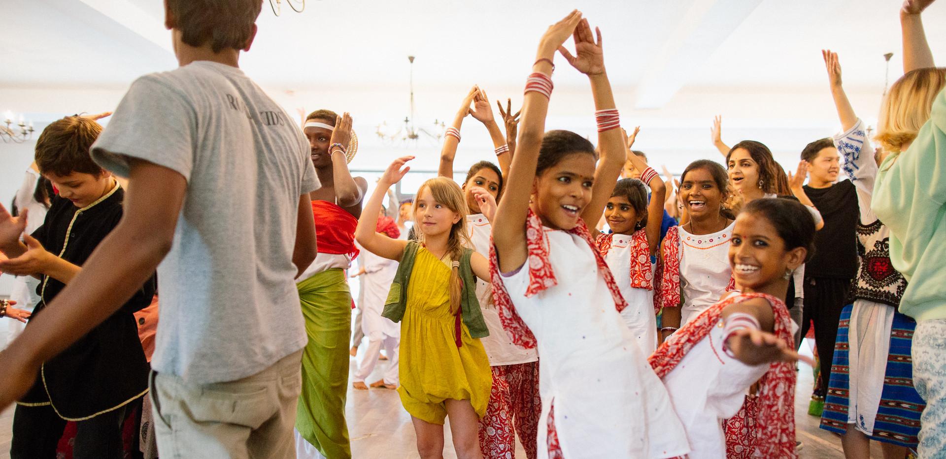 Brave 2015- Bharatanatyam freestyle!