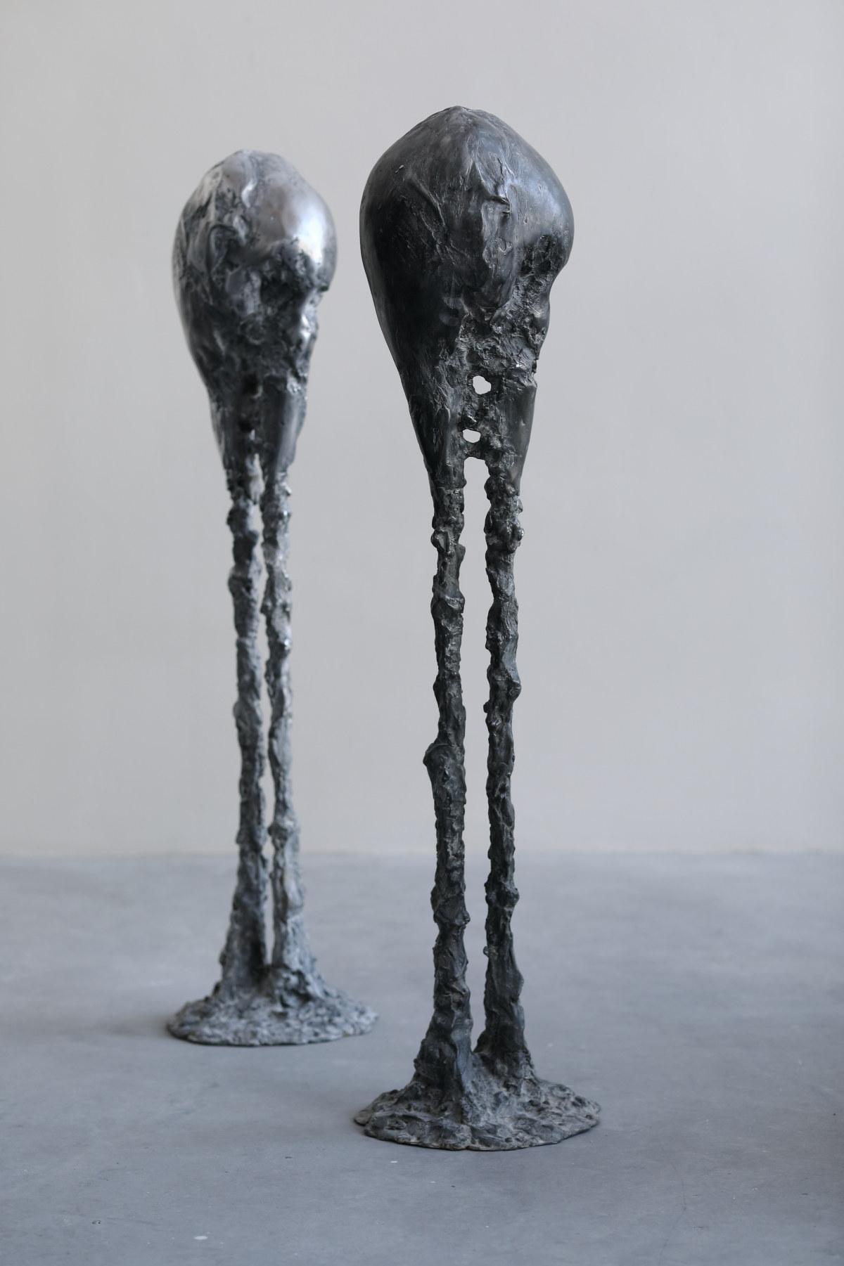 Individual | 2013 | Aluminium | 149 x 35 x 35cm