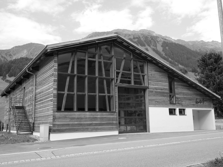 Atelier Bolt, Doggilochstrasse 121, CH7250 Klosters